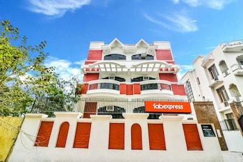 ノイダ、ファブホテル プラカシュ アパートメントの写真