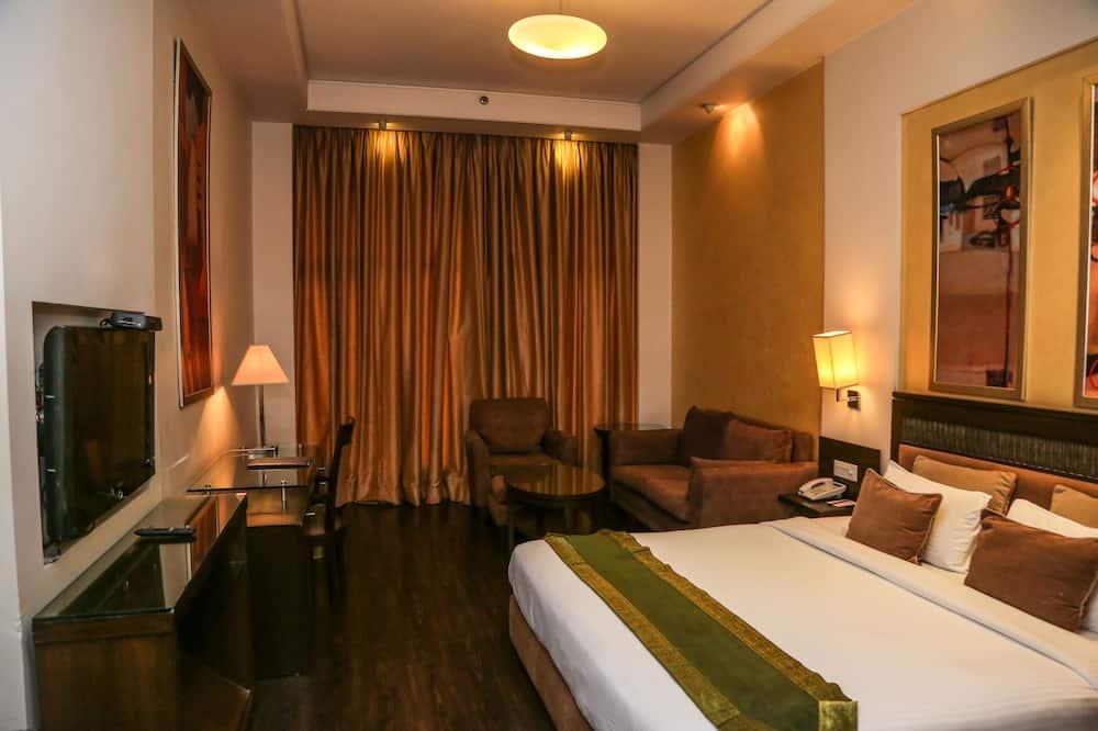 Deluxe-værelse - 1 queensize-seng - Udvalgt billede