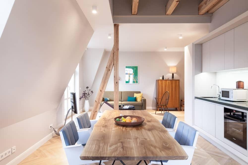 複式房屋, 多張床, 海景 - 客房餐飲服務