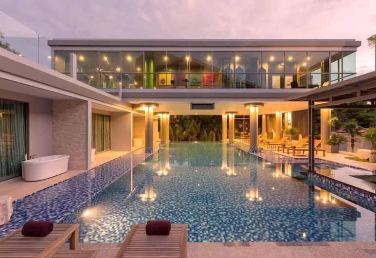 리젠트 방타오 바이 렌트 인 푸켓, Choeng Thale, 야외 수영장