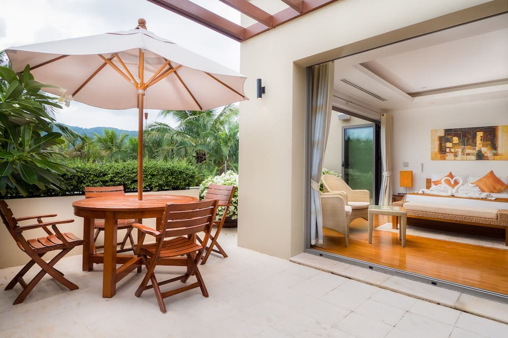 2 Bedrooms with Private Pool Villa - Terras