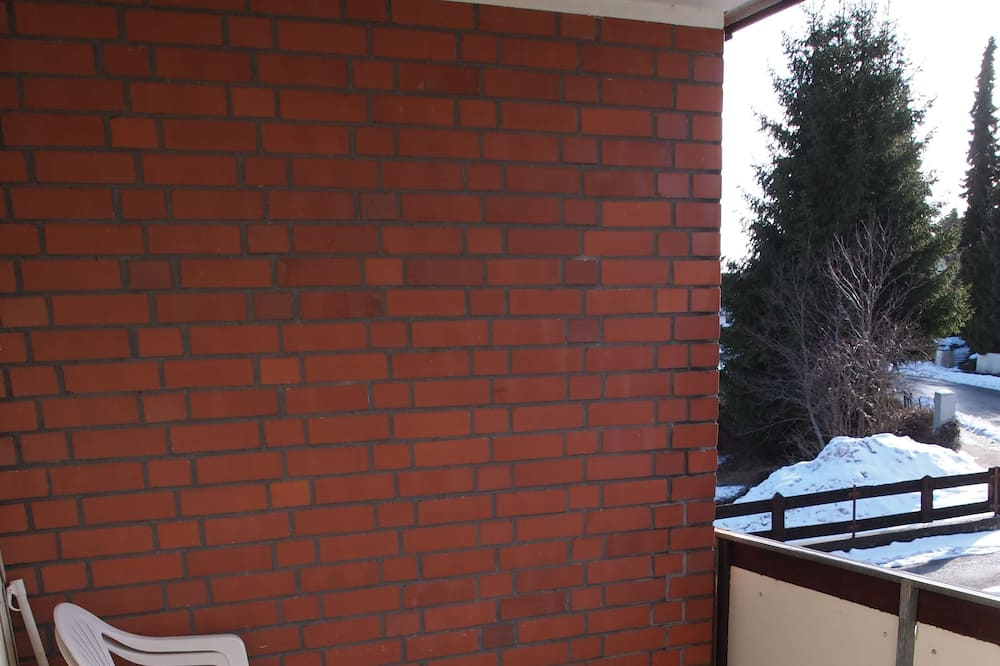 Apartment (incl.35EUR cleaning&10EUR service fee) - Balcony