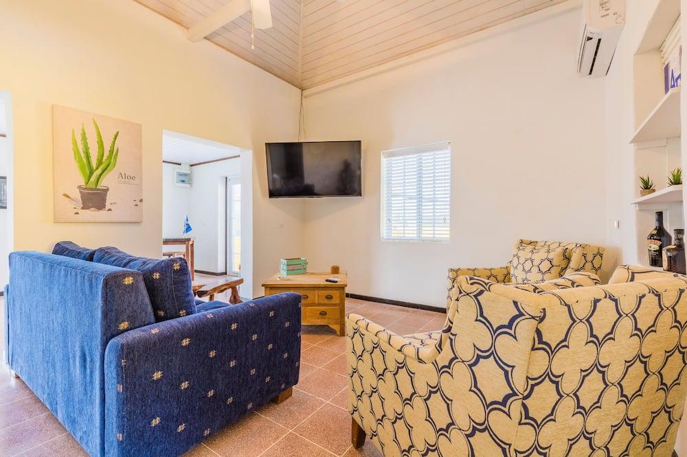Classic-Haus, Mehrere Betten - Wohnzimmer