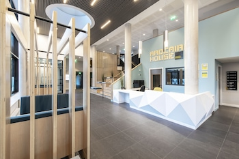 A(z) Arran Quay - Ardcairn House - Campus Accommodation hotel fényképe itt: Dublin
