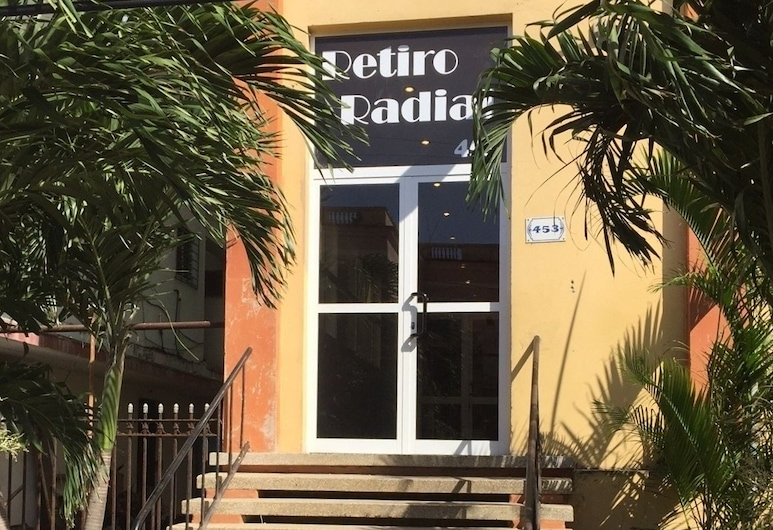 Departamento Privado Bea en Vedado, Havana, Property entrance