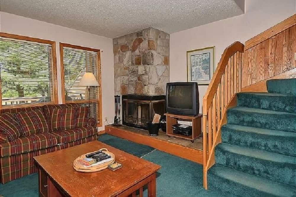 Condo, 3 Bedrooms, Fireplace - Living Area