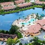 Mestský dom, 2 spálne - Vonkajší bazén