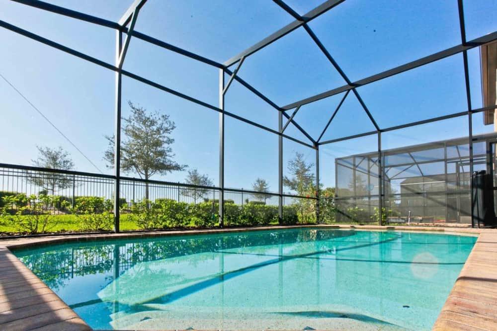 Apartamento, 5 habitaciones - Piscina al aire libre