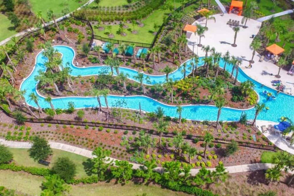 Townhome, 5 Bedrooms - Water Park