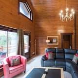 Cabane, plusieurs lits - Salle de séjour