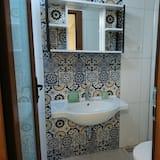 Family Room, Courtyard View - Bathroom