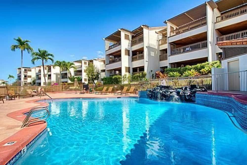 Квартира, Несколько кроватей (Kona Coast Resort at Keauhou Gardens ) - Бассейн