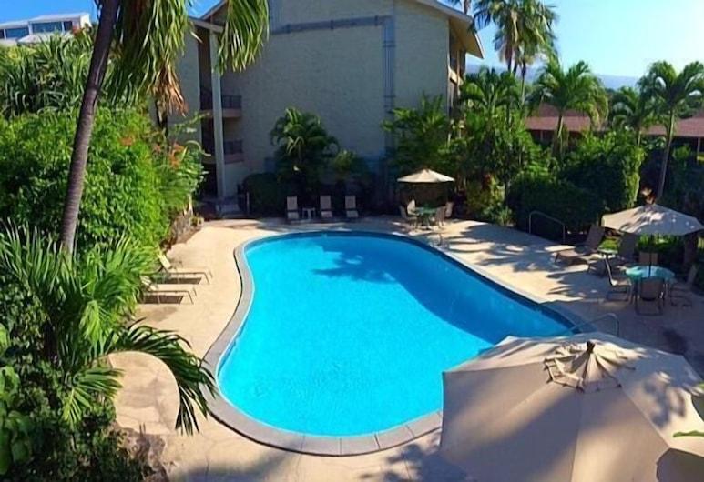 Kalani Kai 105, Kailua-Kona, Condo, Multiple Beds (Kalani Kai 105), Outdoor Pool