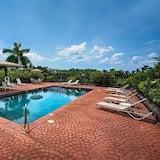 Квартира, Несколько кроватей (Kahaluu Bay Villas #304) - Открытый бассейн