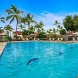 Condo, Multiple Beds, Partial Ocean View (Keauhou Kona Surf & Racquet Club #5-3) - Pool