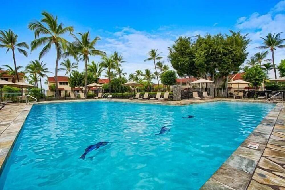 Condo, 2 Queen Beds (Keauhou Kona Surf & Racket Club Townh) - Outdoor Pool