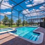 Ferienhaus, Mehrere Betten (6 Bedroom 5 Bathroom Vacation Home ) - Außenpool
