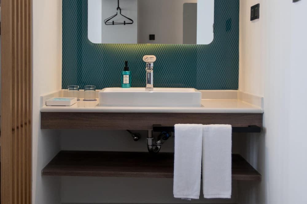 高級客房, 2 張單人床, 吸煙房 - 浴室
