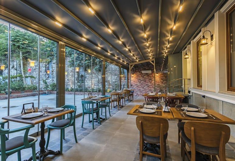 オベリスク ホテル & スイーツ, イスタンブール, 朝食スペース