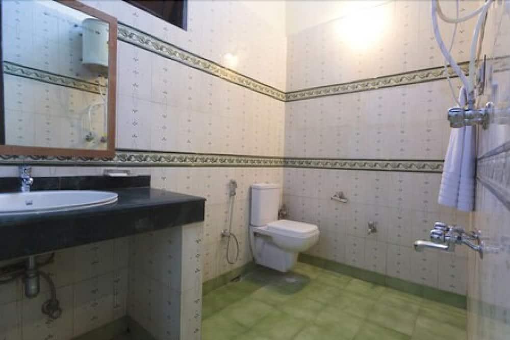 Rekreační domek typu Comfort - Koupelna