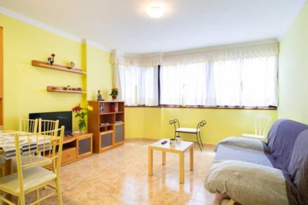 Classic-Apartment, 1 Schlafzimmer - Wohnbereich