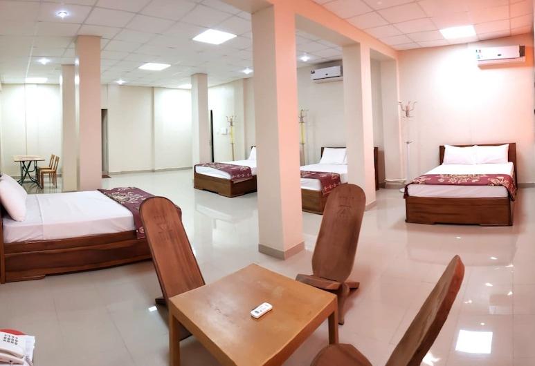 호텔 레 플루레트, 와가두구, 공용 도미토리, 여성 전용, 공용 욕실, 객실
