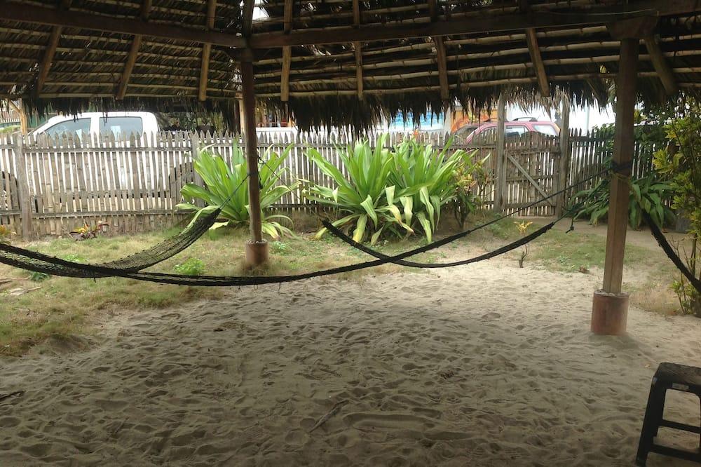 Dvojlôžková izba typu Executive, 1 veľké dvojlôžko, výhľad na záhradu - Výhľad na záhradu