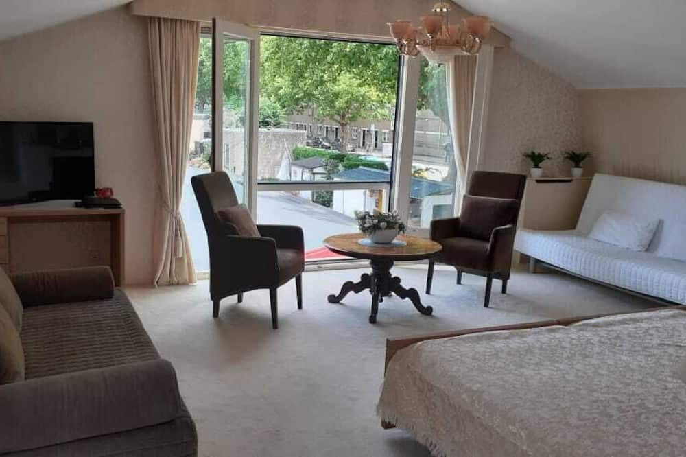 Panoramic Room - Living Room