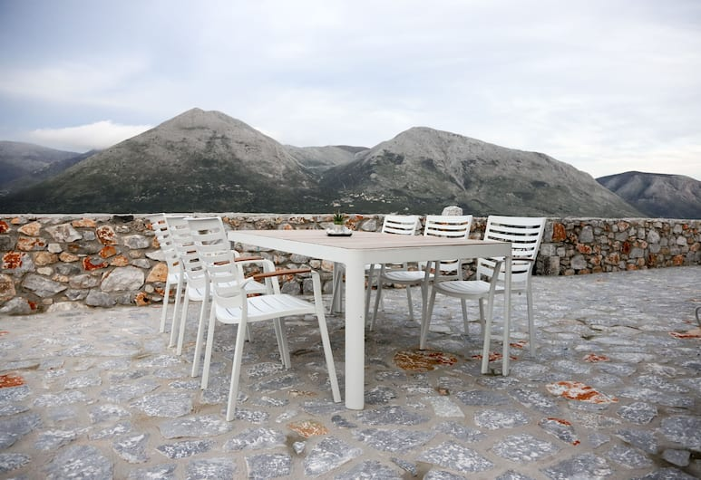 Vorino Luxury Villas, Ida-Mani, Terrass
