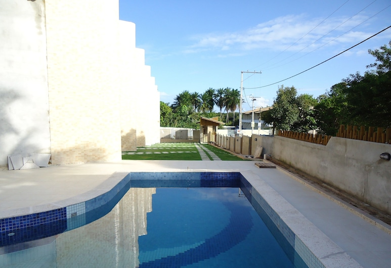 Luxury Village 03 Suites, Toilet, Equipped, Pool Near the Beach, new, Camacari, Kolam