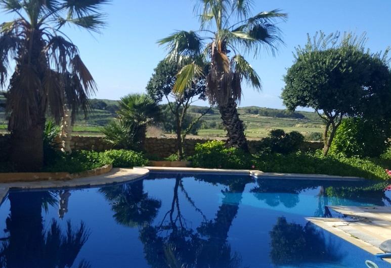 Panoramic Farmhouse, Gharb, Panoramic Villa, 4 Yatak Odası, Bahçe Manzaralı, Teras/Veranda