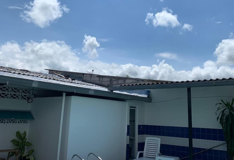 El Ensueño, Сан-Себастьян-де-Марикита, Открытый бассейн