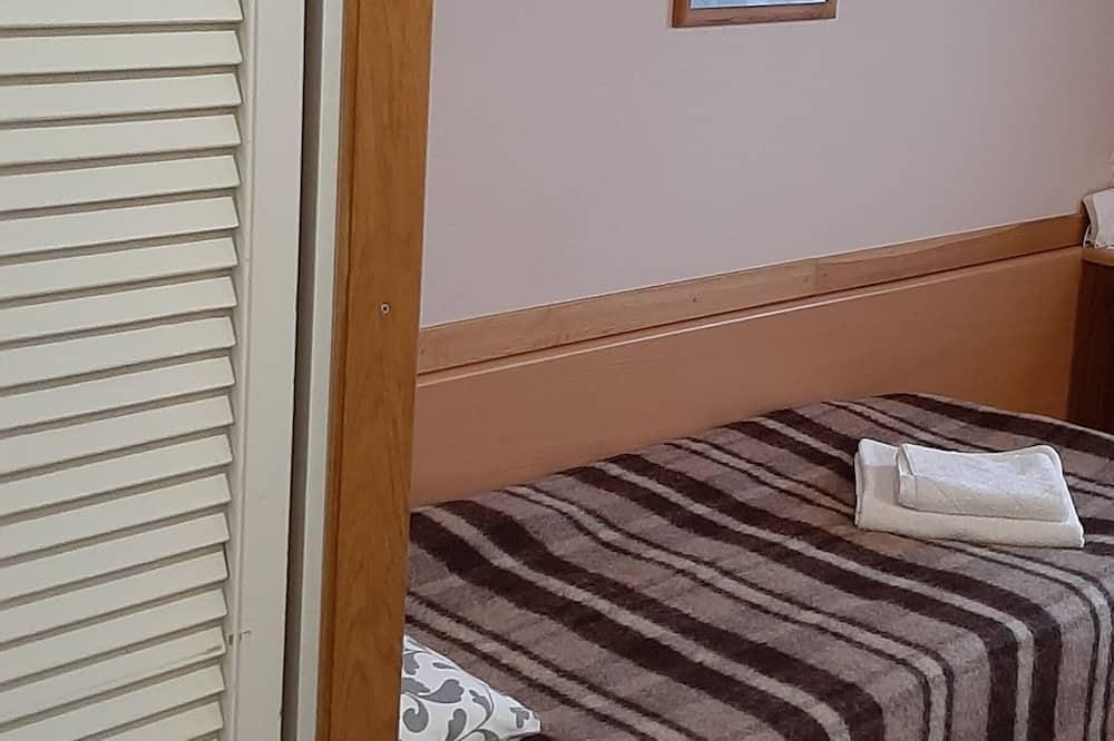 Базовый двухместный номер с 1 или 2 кроватями - Балкон
