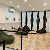 Basic Shared Dormitory - Living Area