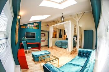 크라쿠프의 스카이 & 라이트 아파트먼트 사진