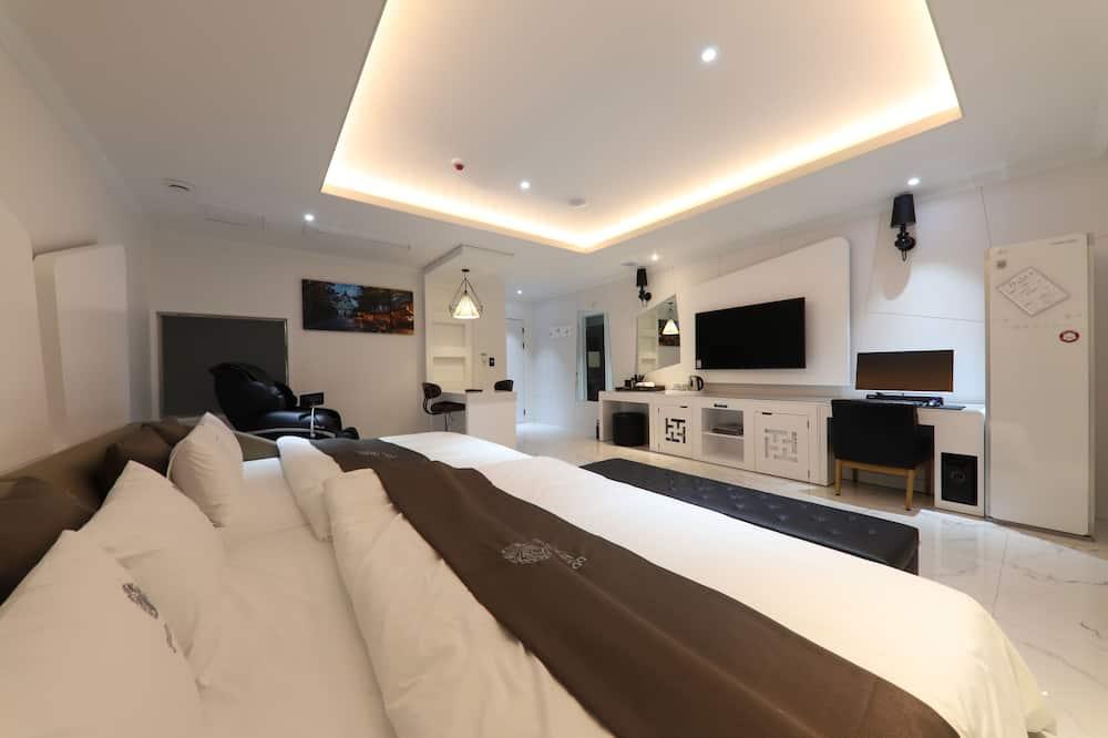 Rodinná izba, masážna vaňa - Hosťovská izba