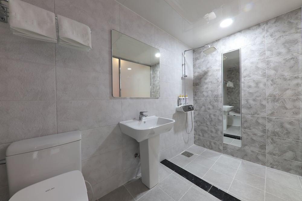Izba typu Deluxe, masážna vaňa (VIP) - Kúpeľňa