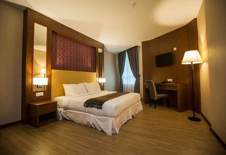 Hotel Pen Mutiara, George Town, Soba za goste