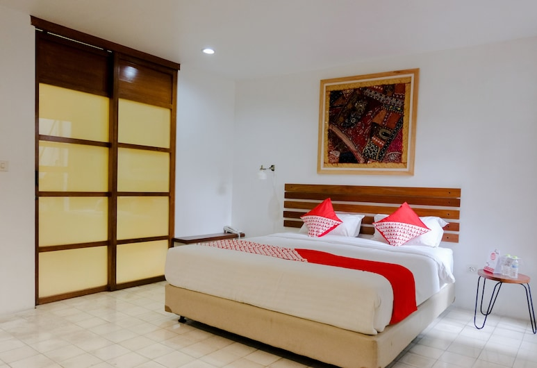 OYO 626 Augustina Home, Malang, Deluxe-Doppelzimmer, Zimmer