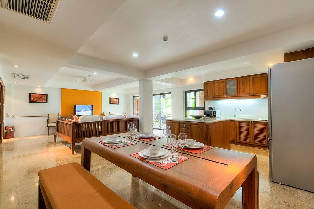 2 Bedrooms Apartment (#631 - A202) - Stravovanie v izbe