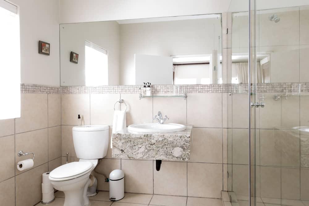 Comfort Double Room (5) - Bathroom