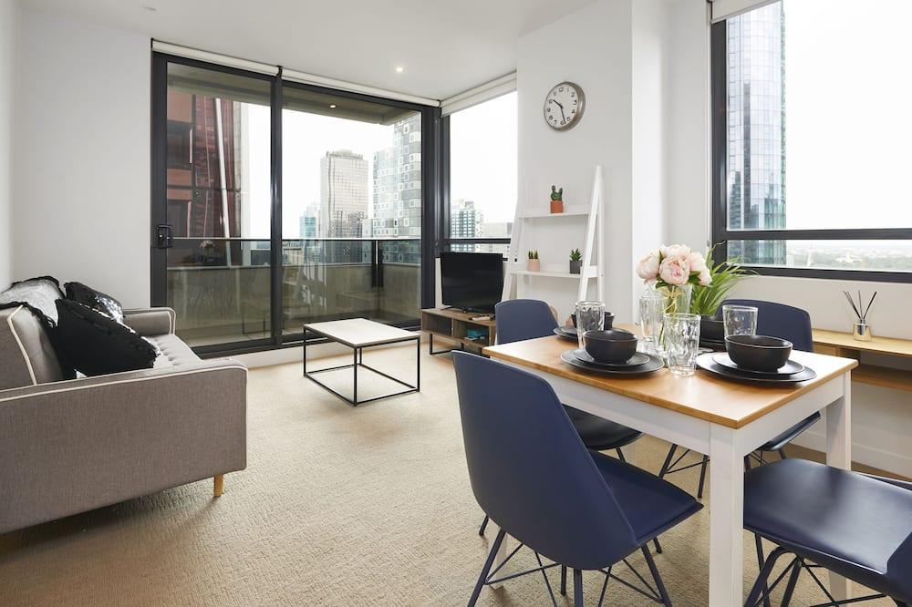 Modern Apartment in Urban Centre