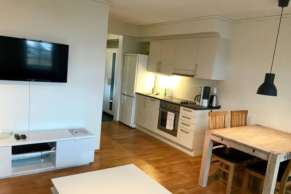 Standard Apartment, 1 Bedroom, Mountain View - In-Room Dining