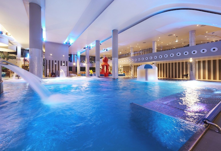 Vacation Club - Bryza Apartments, Swinoujscie, Barnalaug