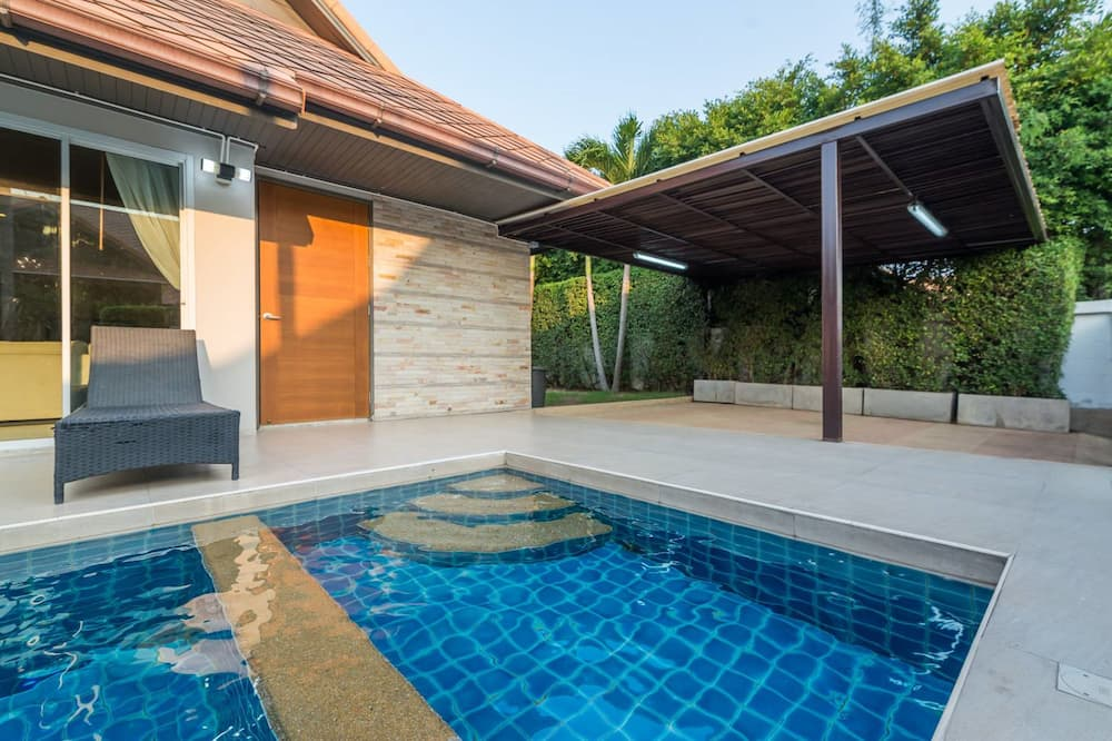 3-Bedroom Pool Villa - Piscina privata