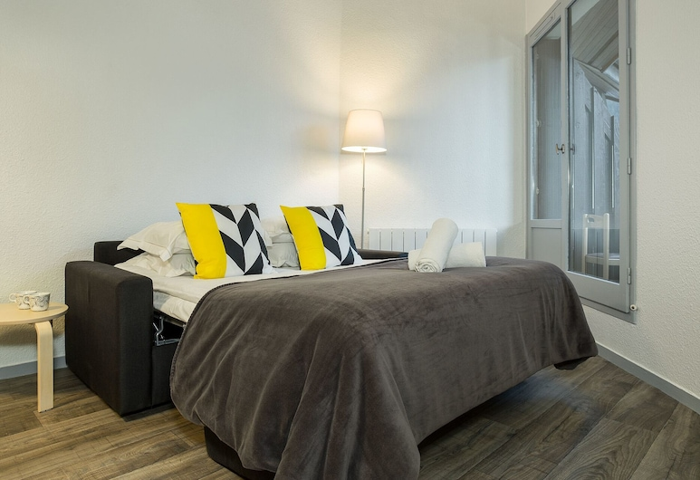 Apartment Lognan 6, שאמוני-מון-בלאן, חדר