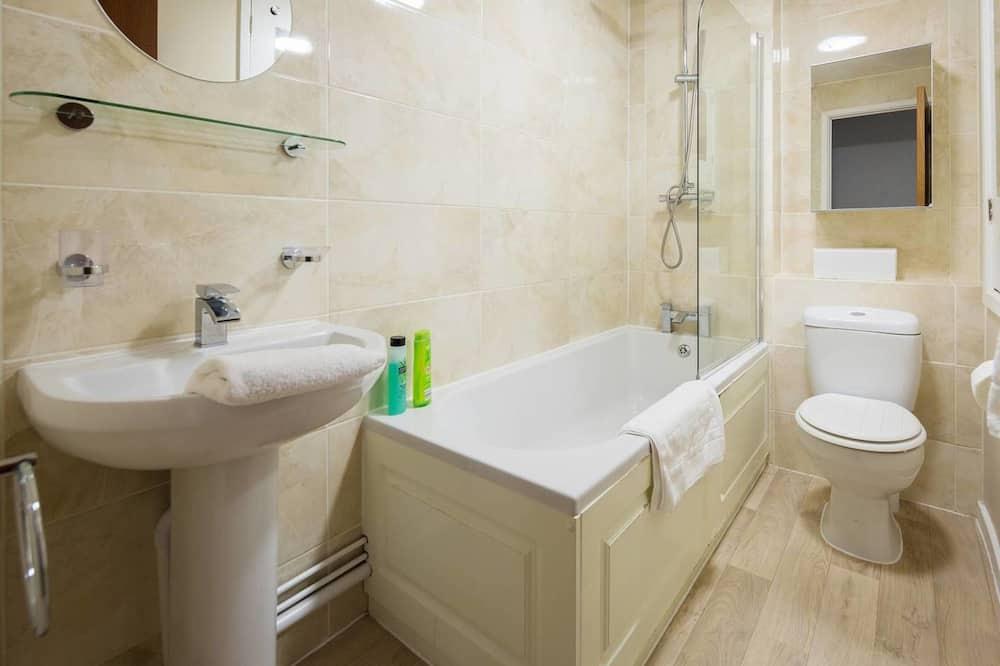 独立别墅, 多张床 - 浴室