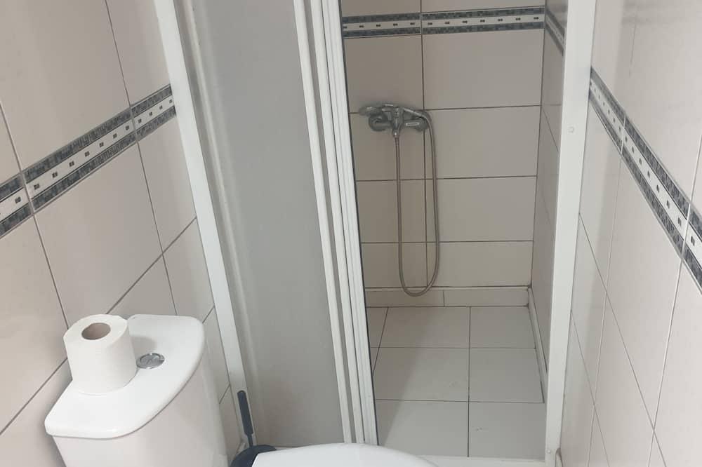 Standard-Doppel- oder -Zweibettzimmer, Flussblick - Badezimmer