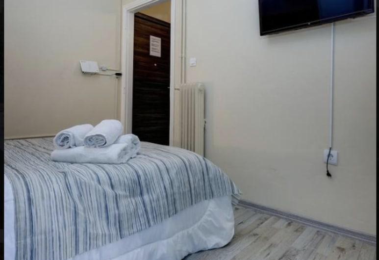 Panathenaic Stadium Apartment, Atenas, Apartamento, 1 cama queen-size com sofá-cama, Área de Estar