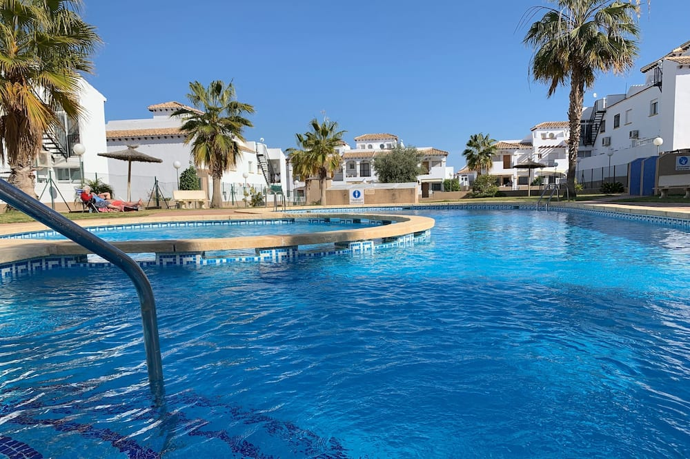 Ferienhaus, Mehrere Betten - Pool